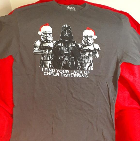 Star Wars Christmas T Shirt